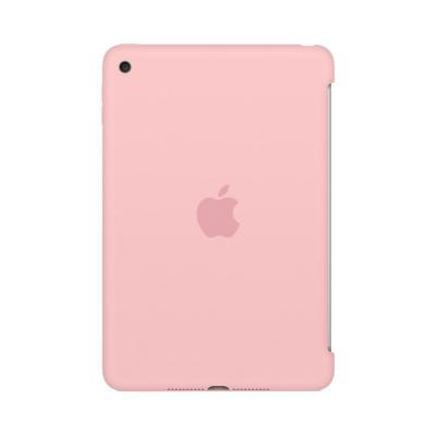 Apple tablet case: Siliconenhoes voor iPad mini 4 - Roze