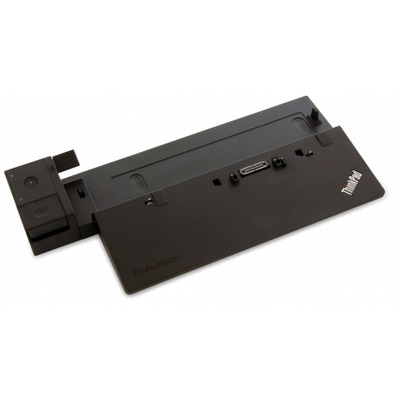 Lenovo docking station: ThinkPad Ultra Dock - 90W - Zwart