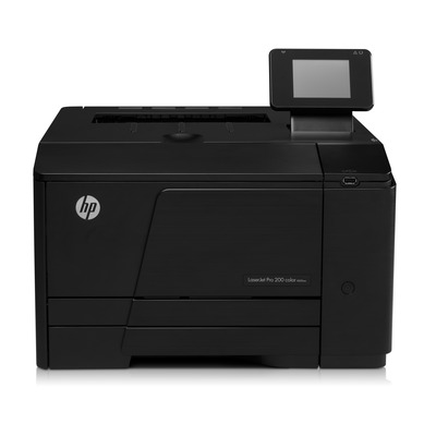 HP laserprinter: LaserJet M251nw - Zwart, Cyaan, Magenta, Geel