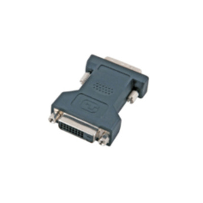 Microconnect DVI-D m/m Kabel adapter - Zwart