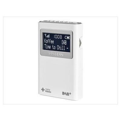 Sangean radio: DPR-39 - Wit