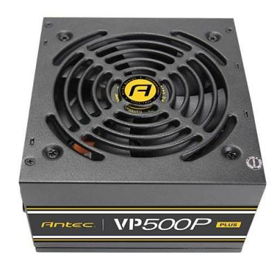Antec VP500P Plus EC Power supply unit - Zwart