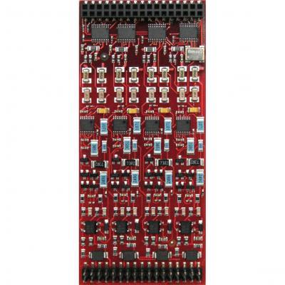 Beronet IP add-on module: 4 port FXO module - Bordeaux