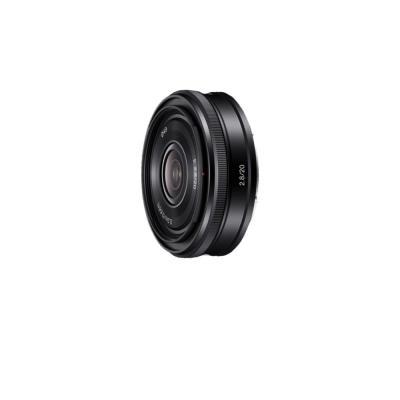 Sony SEL20F28 camera lens