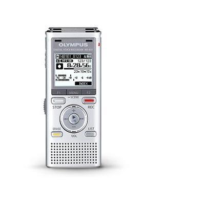 Olympus voice recorder: WS-831 - Zilver