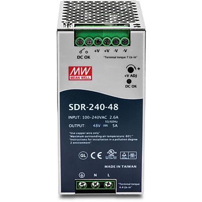 Trendnet TI-S24048 v1.0R Switchcompnent - Metallic