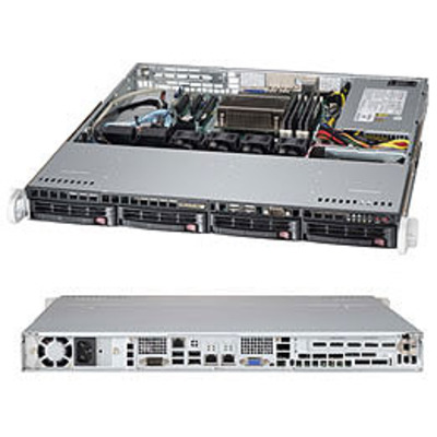 Supermicro SYS-5018D-MTF server barebone
