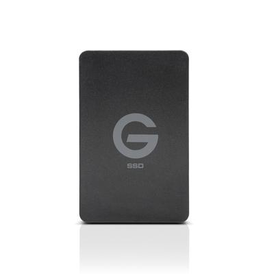 G-Technology G-DRIVE ev RaW Externe harde schijf - Zwart