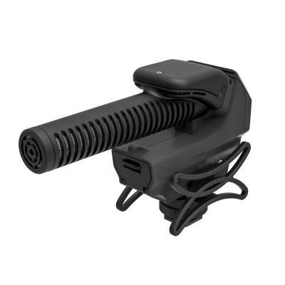 Azden microfoon: Powered Shotgun Video Microphone, Super-Cardioid, 40Hz - 20kHz - Zwart