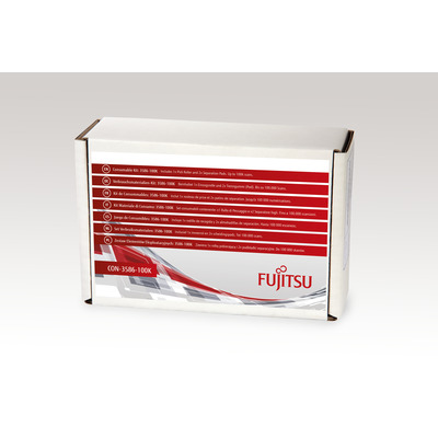 Fujitsu 3586-100K Printing equipment spare part - Multi kleuren