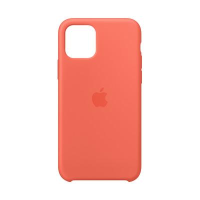 Apple Siliconenhoesje voor iPhone 11 Pro - Mandarijn (Oranje) Mobile phone case