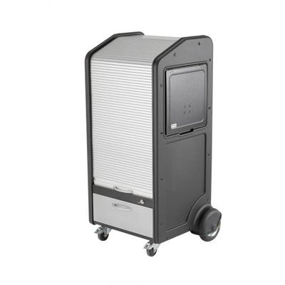Parat PARAPROJECT-P13, Laptop/netbook cart, 12+1 shelves Wearables