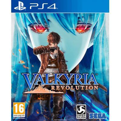Sega game: Valkyria Revolution (incl. Soundtrack CD)  PS4