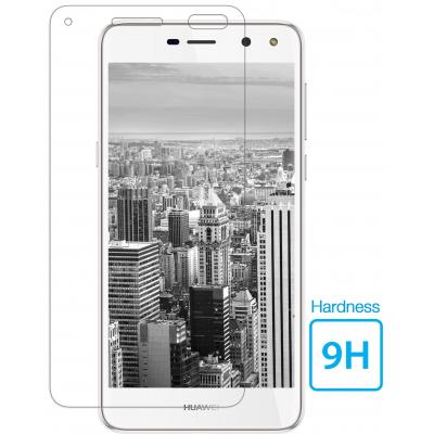 Mobiparts Regular Tempered Glass Huawei Y5 / Y6 (2017) Screen protector - Transparant
