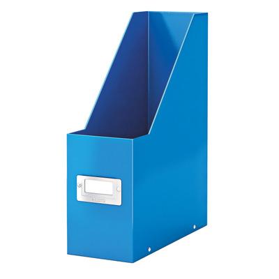 Leitz Click & Store Tijdschrift houder - Blauw