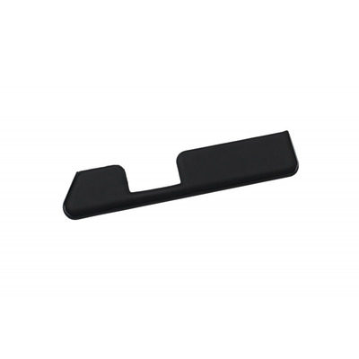 BakkerElkhuizen Central Mouse Wrist Rest, 122 g Polssteun - Zwart