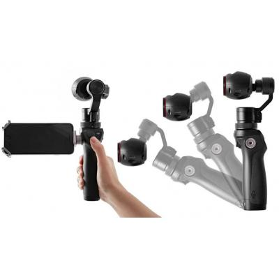 Dji actiesport camera: Osmo - Zwart