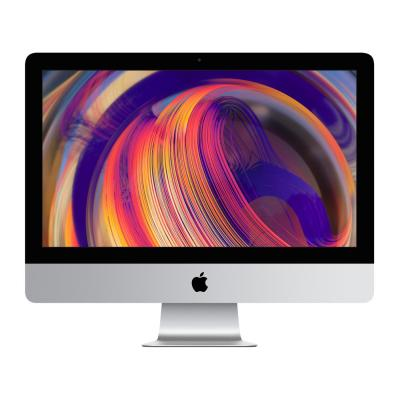 "Apple iMac 21.5"" (2019) Retina 4K 3.6GHz Quad-core i3 8GB All-in-one pc - Zilver"