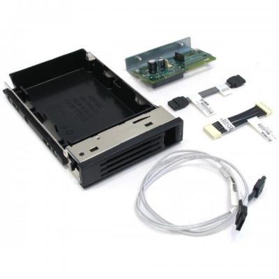 Intel rack toebehoren: 6th SAS/SATA Drive Kit - Zwart
