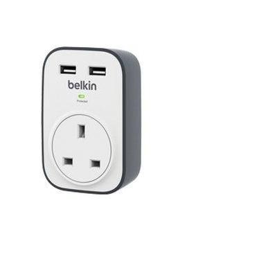Belkin BSV103AF Surge protector - Wit