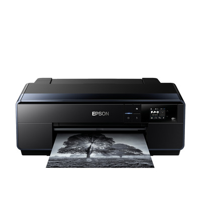 Epson SureColor SC-P600 Fotoprinter - Cyaan, Licht zwart, Lichtyaan, Licht licht zwart, Mat Zwart, Foto zwart, .....