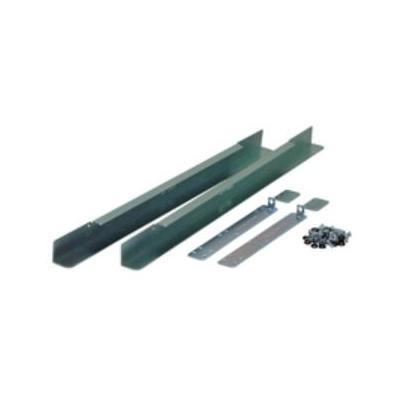 HP Rail Mounting Kit montagekit - Zwart, Metallic