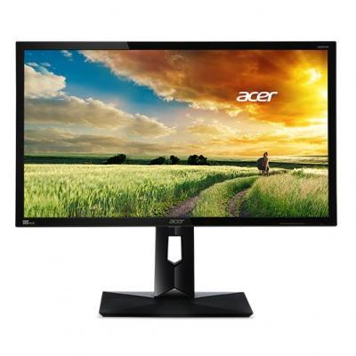 Acer monitor: CB CB281HK - Zwart