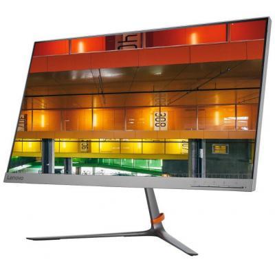 Lenovo L24q-10 monitor - Zilver