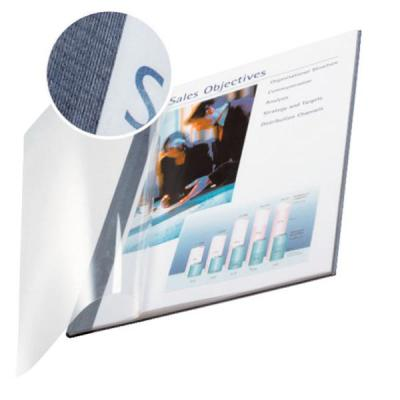 Leitz binding cover: Soft covers - Blauw