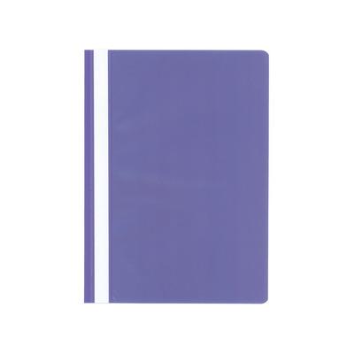 Kangaro filling pocket: snelhechtermap A4 PP doos a 20x5 stuks violet
