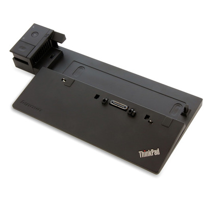 Lenovo ULTRA DOCK Docking station - Zwart