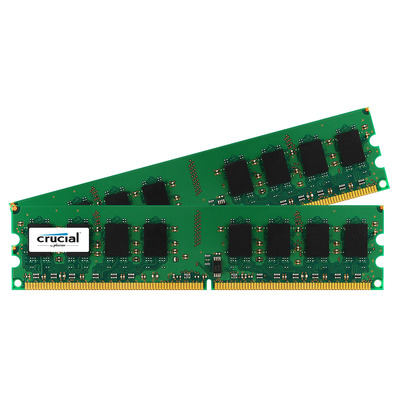 Crucial CT2KIT25664AA800 RAM-geheugen