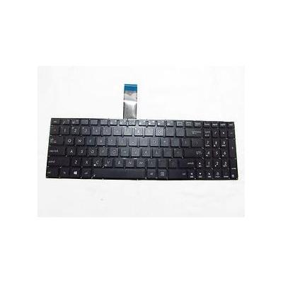Asus notebook reserve-onderdeel: Keyboard, US english - Zwart
