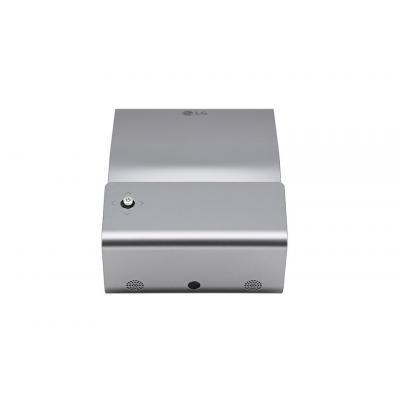 """Lg beamer: DLP, 1280 x 720, 40-80"""", 16:9, 4:3, 450 lum, Bluetooth, 2x 1 W, HDMI, MHL, USB, 3.5mm, 132 x 200 x 80.5 mm - ....."""