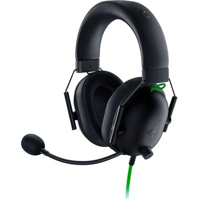 Razer Blackshark V2 X Headset - Zwart,Groen