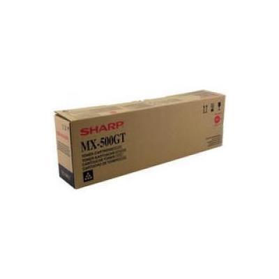 Sharp Cartridge MX M283N, MX M363U, MX M453U, MX M503U, Zwart, 40000 Pagina's Toner