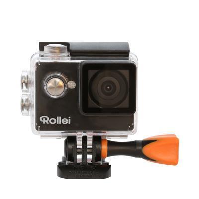 Rollei actiesport camera: Actioncam 415 - Zwart