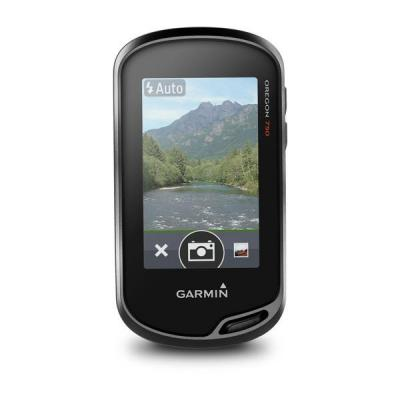 Garmin GPS tracker: Oregon 750 - Zwart