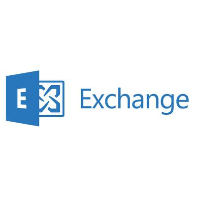 Microsoft Exchange Server Software licentie