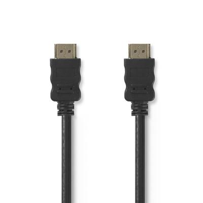 Nedis CVGP34000BK20 HDMI kabel - Zwart