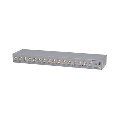 Axis P7216 Video server - Grijs