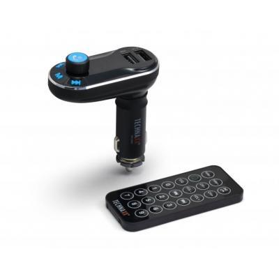 Technaxx : FMT600BT - Zwart