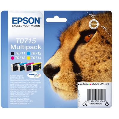 Epson C13T07154012 inktcartridges