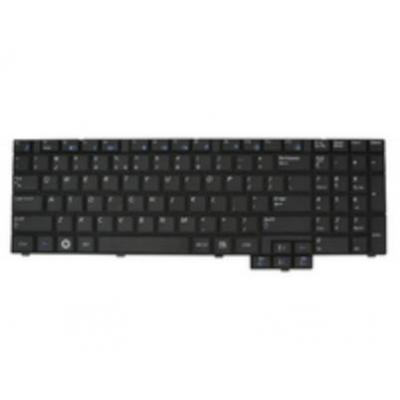 Samsung toetsenbord: Keyboard (US/EUROPEAN) - Zwart, QWERTY