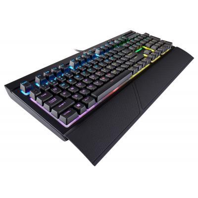 Corsair K68 RGB - QWERTZ Toetsenbord - Zwart