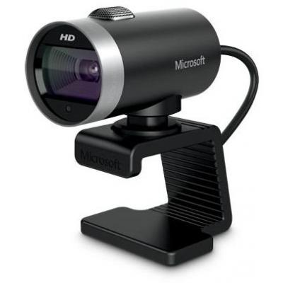 Microsoft webcam: LifeCam Cinema - Zwart