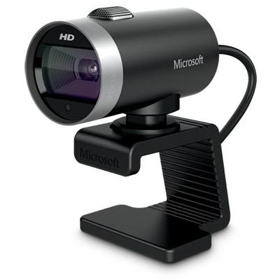Microsoft LifeCam Cinema Webcam - Zwart