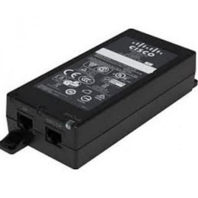 Cisco PoE adapter: Touch10 PoE power injector - Zwart
