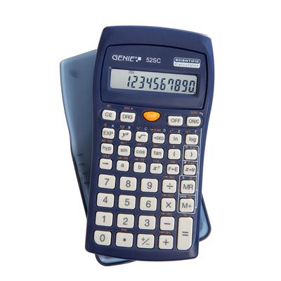 Genie 52 SC Calculator