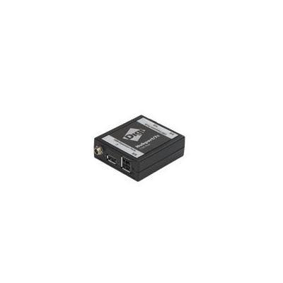 Digi 7 x USB 2.0, 480Mbps, Black Hub - Zwart